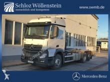 camion Mercedes Actros 2545L Meiller RS21.67/Lenk-Liftachse/Ret.