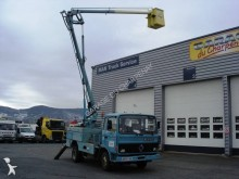 used articulated aerial platform truck