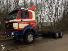 camion Mercedes SK 2531 BLATT - BLATT gefedert