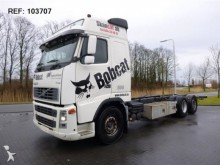 vrachtwagen Volvo FH12.500 CHASSIS GLOBETROTTER MANUAL EURO 3