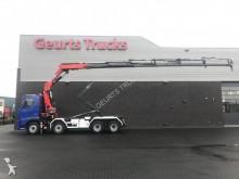 camion Volvo FH 12 440 8X4 HAAKARMSYTEEM + EFFER 30T/M KRAAN