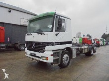 camion Mercedes Actros 2540 (BIG AXLE / STEEL / 6X2)