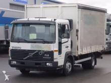 camion fourgon brasseur Volvo