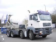 used powder tanker truck