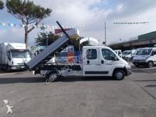 camion Fiat Ducato 120 CV DOPPIA CABINA 7 POSTI RIBALTABILE E