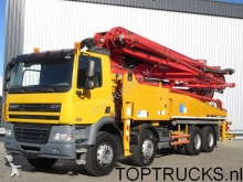 camion DAF CF 85.460 EURO 5 SANY PUTZMEISTER 5Z/ 48 MTR CON