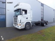 camion Scania 124.470 CHASSIS