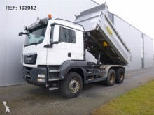camion MAN TGS 28.540 FULL STEEL HUB REDUCTION