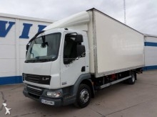 camion fourgon polyfond DAF