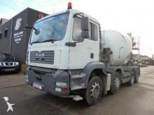 camión MAN TGA 32.350