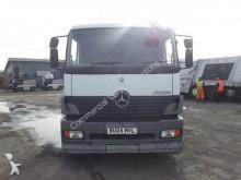 camión caja abierta teleros Mercedes