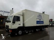 camión MAN 8163