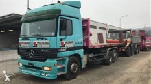 ciężarówka do transportu sprzętów ciężkich używana