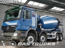 camión Mercedes Actros 3241 K 8X4 Big-Axle Steelsuspension Euro