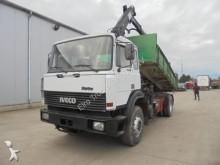 camion Iveco Turbostar 190 - 26 (HIAB / STEEL SUSP)