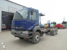 camión Renault Kerax 370 DCI (SUSPENSION LAMES)