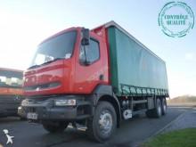 camión lona corredera (tautliner) Renault