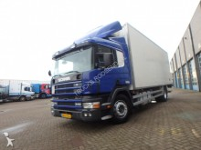 camion Scania 340 + Carrier Supra 550 Nordic + Manual