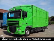 camion DAF XF 105/460 SC Menke 3 Stock Vollalu