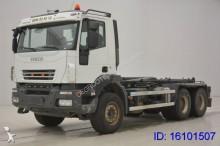 camion Iveco Trakker 500 - 6X4