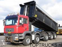 camión MAN TGA 41.440 10X4 TIPPER 24 M3 STEEL/SPRING/BLATT