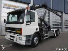camion DAF CF FAN 75 250 6x2 Hiab 10 ton/meter Kran