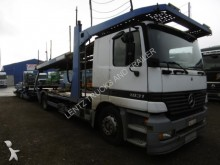 used Mercedes car carrier truck