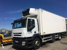 camion frigo double étage Iveco occasion