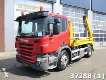 used Scania skip truck