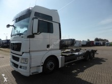 used MAN container truck