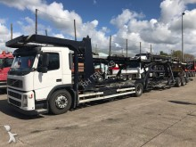 used Volvo car carrier truck