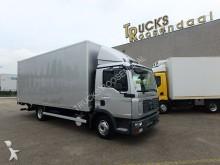 camion furgon MAN second-hand