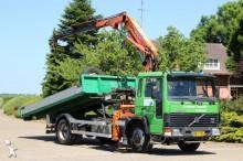 camion dublu Volvo second-hand