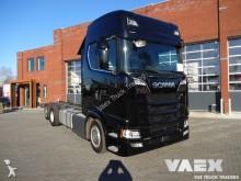camion sasiu Scania second-hand