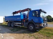 Scania P 400 truck