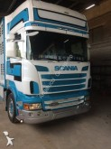 used Scania cattle truck