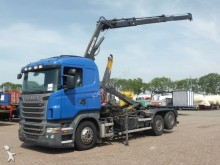 Scania R560 HIAB truck