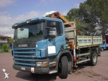 Scania P 94P260 truck