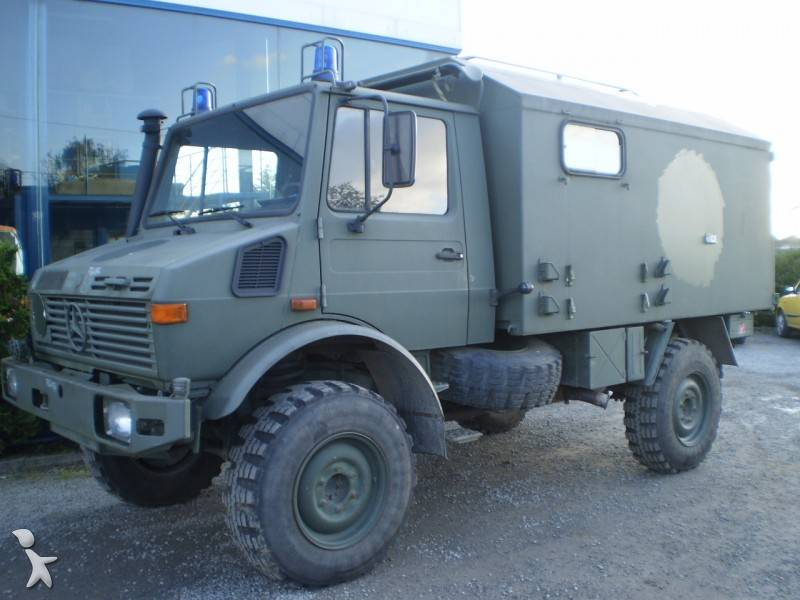 camion unimog militaire 4x4 gazoil occasion n 433056. Black Bedroom Furniture Sets. Home Design Ideas
