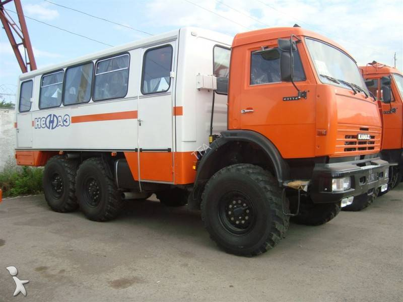 new kamaz 43114 other trucks 6x6 euro 2 n 520246. Black Bedroom Furniture Sets. Home Design Ideas