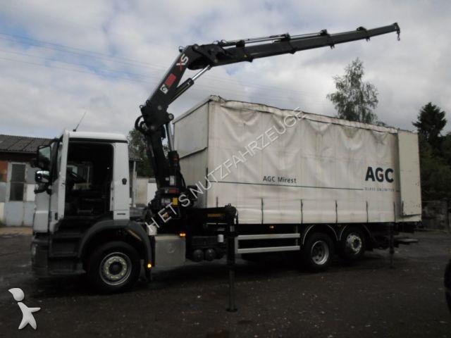 Mercedes ALLRAD/ RUTHMANN STEIGER 16 m truck