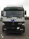 camion cassone centinato Mercedes