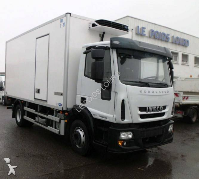 camion iveco frigo mono temp rature eurocargo 140e22 4x2 gazoil euro 5 hayon neuf n 621918. Black Bedroom Furniture Sets. Home Design Ideas