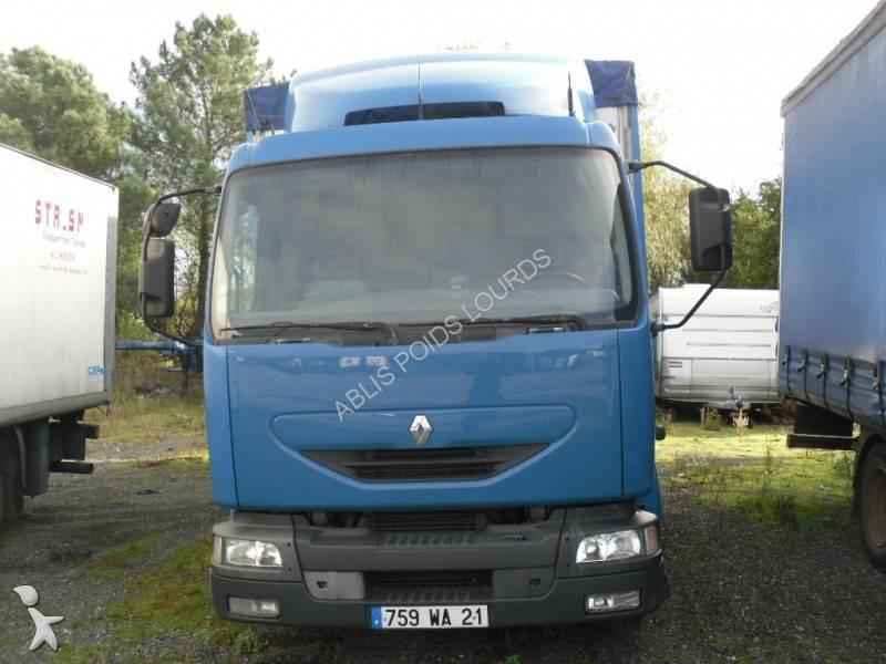 RENAULT - 210. тентованный грузови…