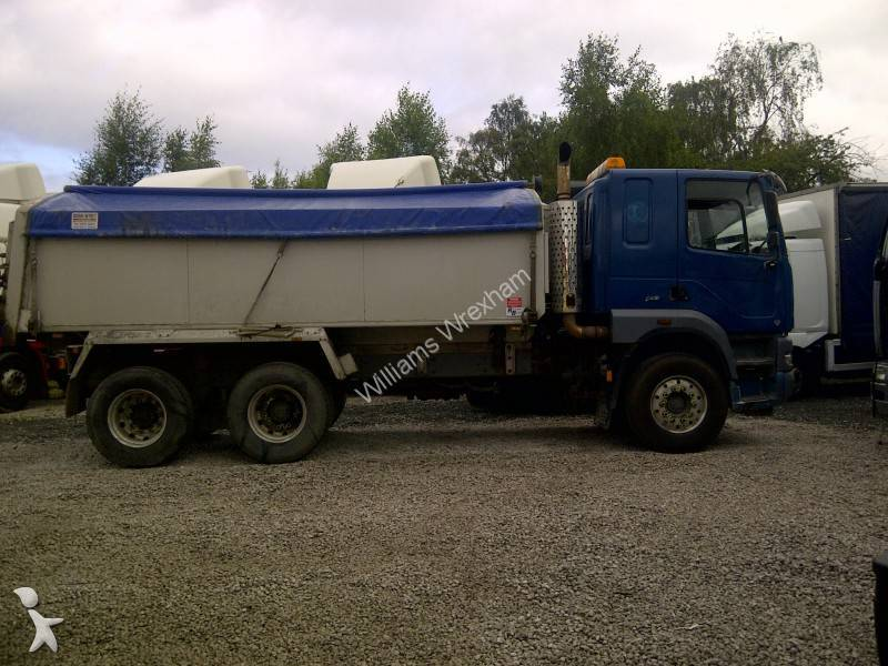 Used tipper bodies commercial motor autos post for Commercial motor used trucks