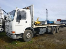 used Volvo standard flatbed truck