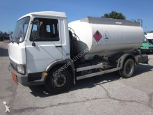 used Iveco tanker truck