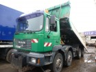 camion benă bilaterala MAN second-hand