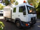 Mercedes 1317 ALLRAD RUTHMANN STEIGER truck