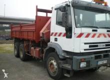used Iveco Eurotrakker tipper truck 6x4 Diesel - n°709785 - Picture 1